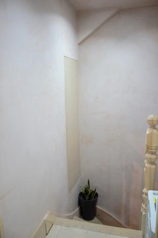 concealed wall door