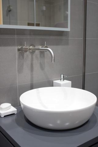 vanity unit basin
